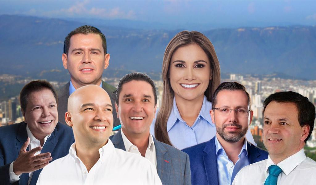 ¿Quiénes puntean para la Alcaldía de Bucaramanga?