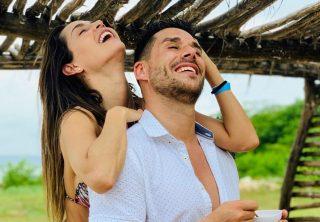 Así fue la boda de Carmen Villalobos y Sebastián Caicedo