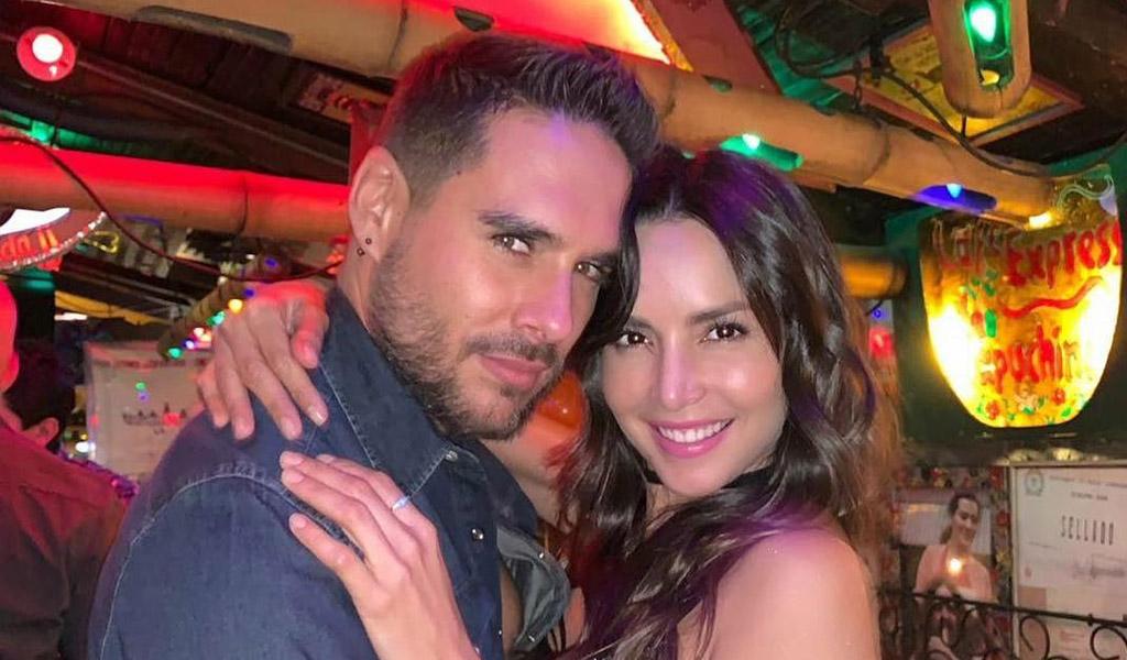 Todos los detalles del matrimonio de Carmen Villalobos