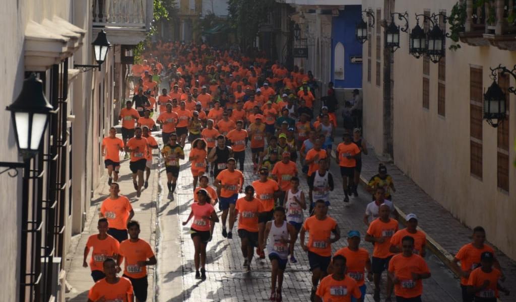 Cartagena y el reto para los atletas