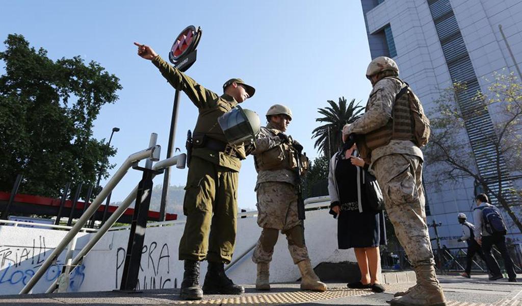 Chile, protestas, muertos, guerra, presidente de Chile