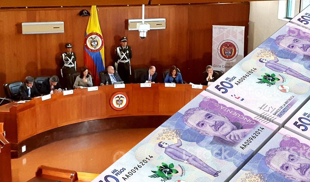 Corte Constitucional tumba la Ley de Financiamiento