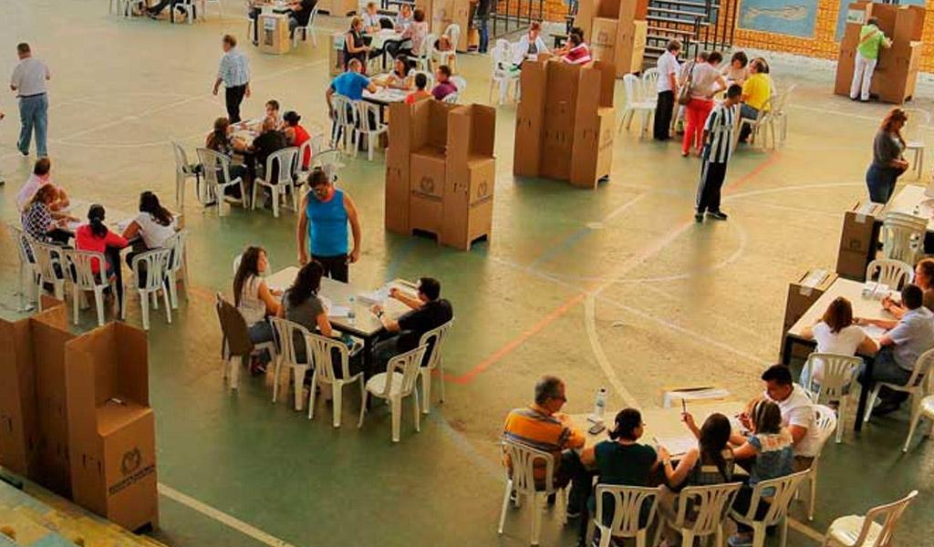 ¿Cuántos colombianos pueden votar en estas elecciones?