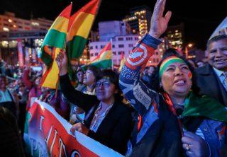 Estados Unidos, al tanto de lo que sucede en Bolivia