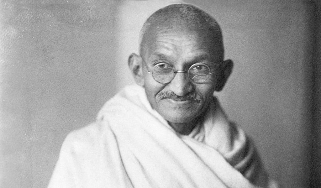 Ghandi: Alma grande en eterna revolución pacífica