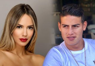 ¿Fuertes indirectas de Shannon de Lima a James Rodríguez?