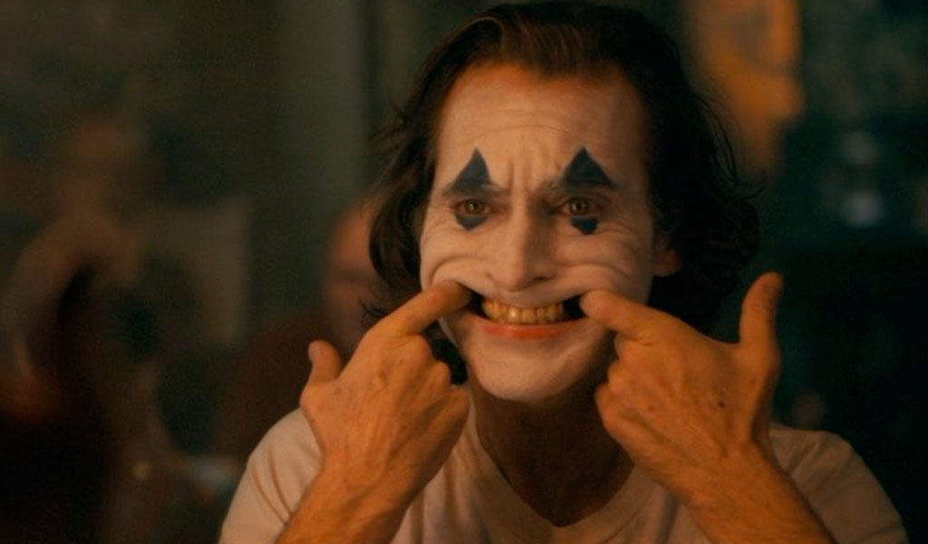 Ésta es la escena eliminada de la película — Joker