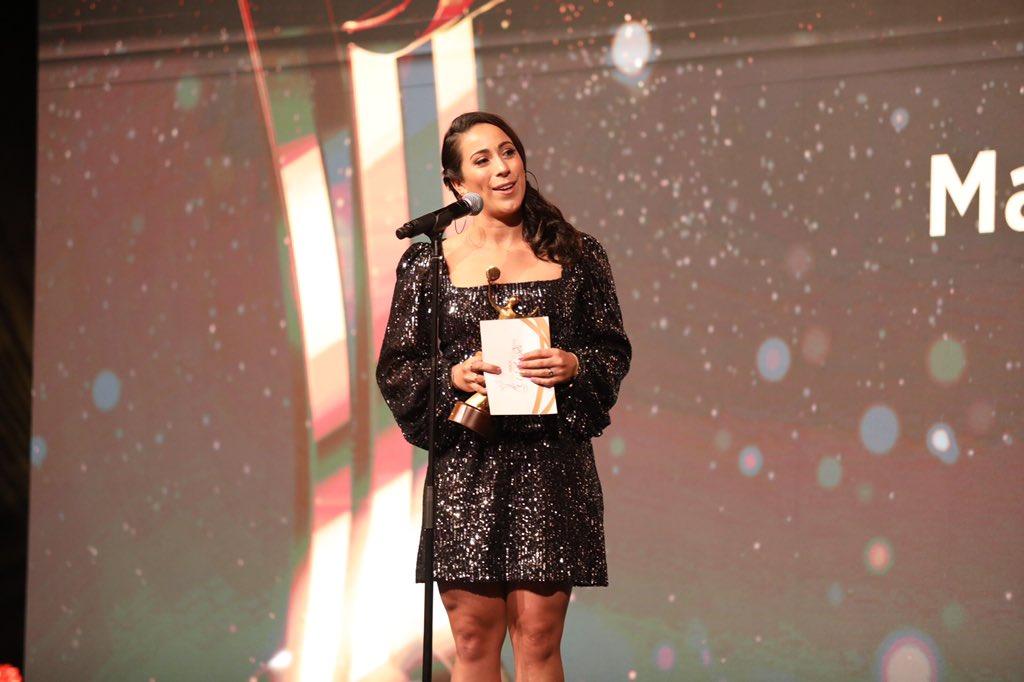 Mariana Pajón, la mejor deportista de América