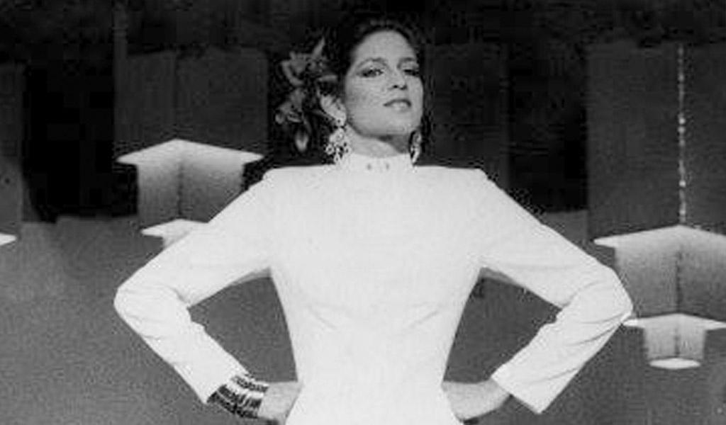 Maye Brandt, la modelo que conmovió a todo un país