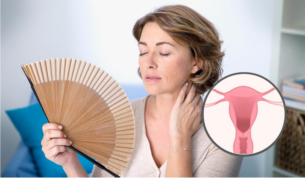 Tener sexo ayuda a disminuir efectos de la menopausia