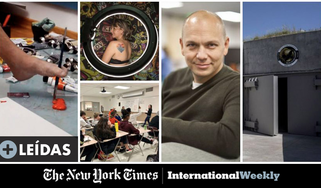 Las 5 más leídas del New York Times en el inicio de octubre