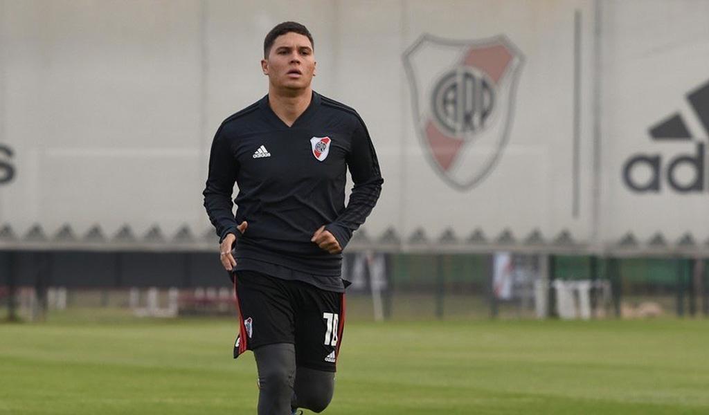 Nueva lesión de Juan Fernando Quintero