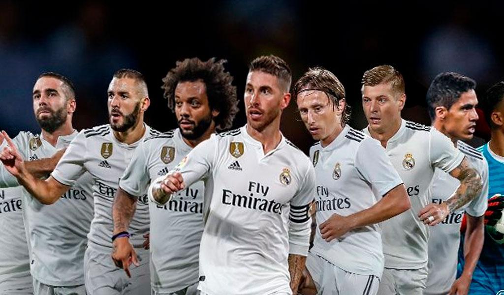 Las reglas que deben seguir los jugadores del Real Madrid