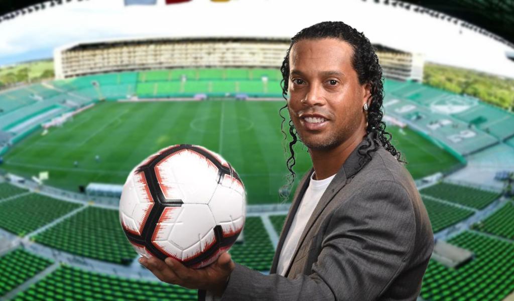 ¿A qué hora juega Ronaldinho en Cali?