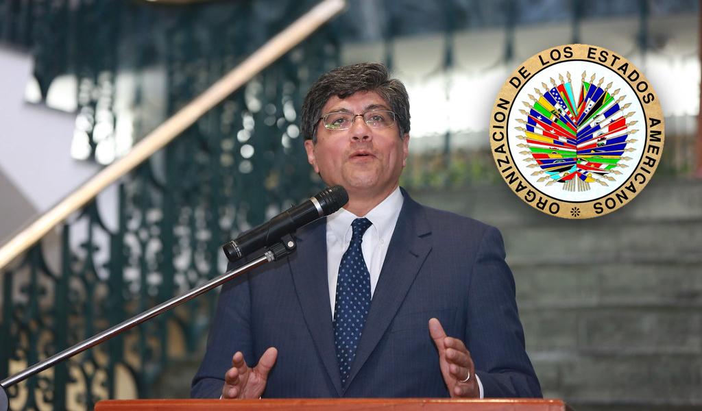 Ecuador solicita sesión extraordinaria en la OEA