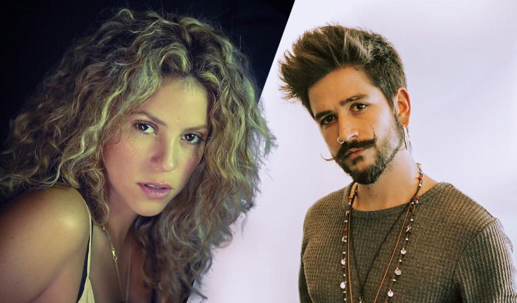 La reacción de Camilo al ver a Shakira cantando 'Tutu'