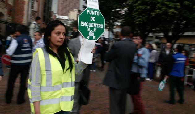 Colombia lista para el octavo Simulacro Nacional