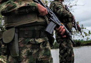 Asesinan a dos soldados en La Macarena, Meta