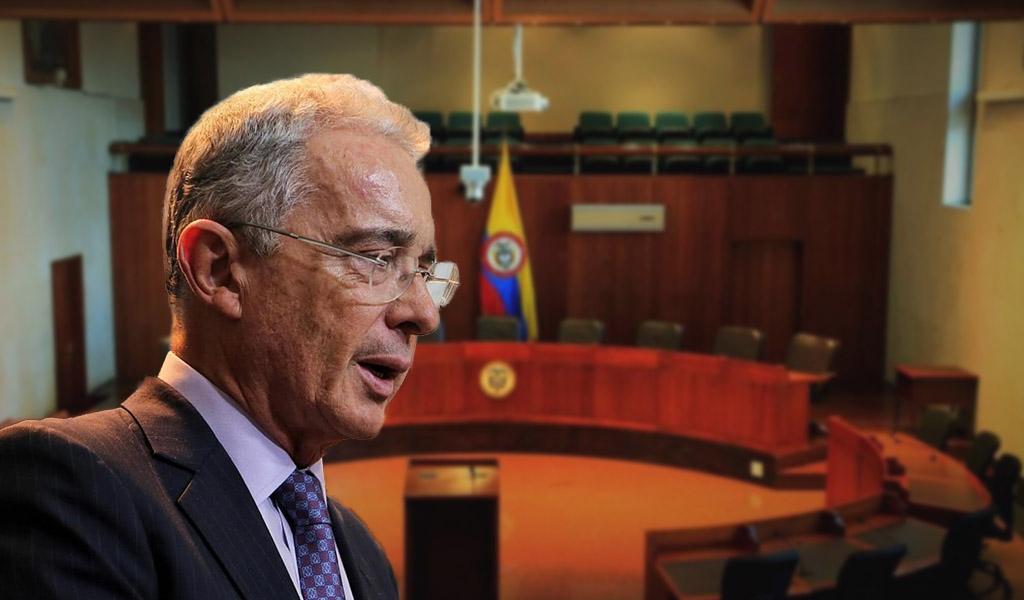 Uribe afirmó que siempre ha buscado la verdad
