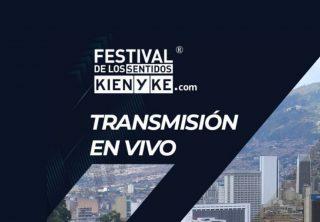 Siga en vivo el Festival de los Sentidos en Bogotá