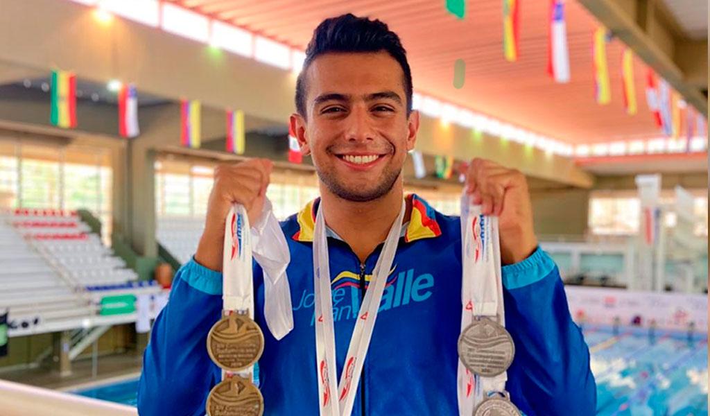 El campeón sudamericano que va por los 7 mares