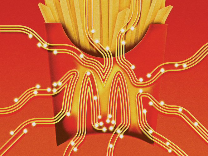 ¿La Inteligencia Artificial traerá más ventas a McDonald's?