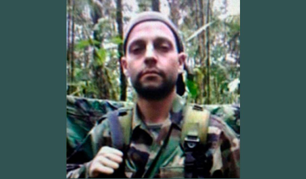 Farc se refiere al exguerrillero capturado en Bolivia
