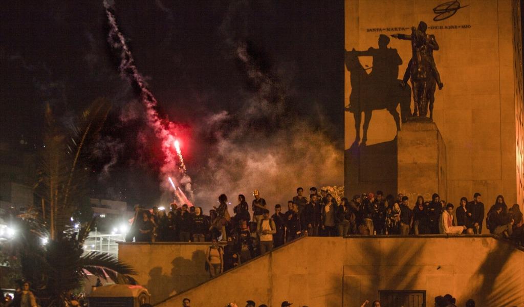 Los resultados de la marcha estudiantil en el país