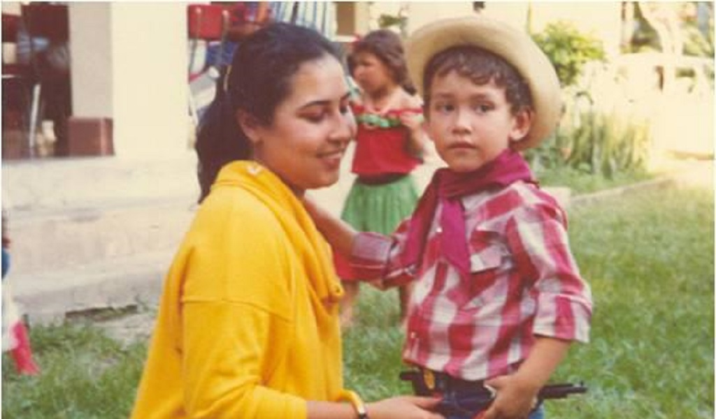 niños perdidos, Claudia, Andrés Felipe, tragedia de Armero, 34 años