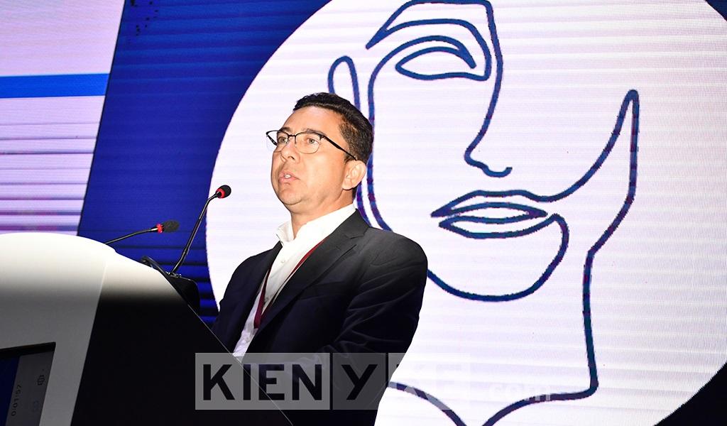 Víctor García, Festival, KienyKe, conferencia, comunicación