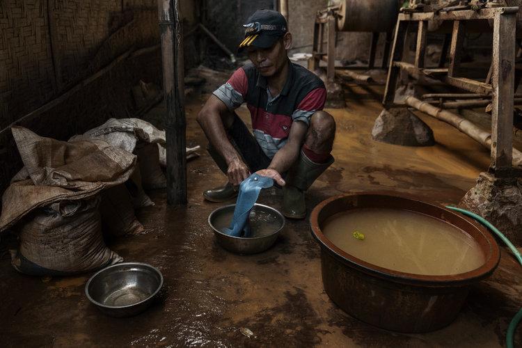 El costo en la salud por la extracción de oro
