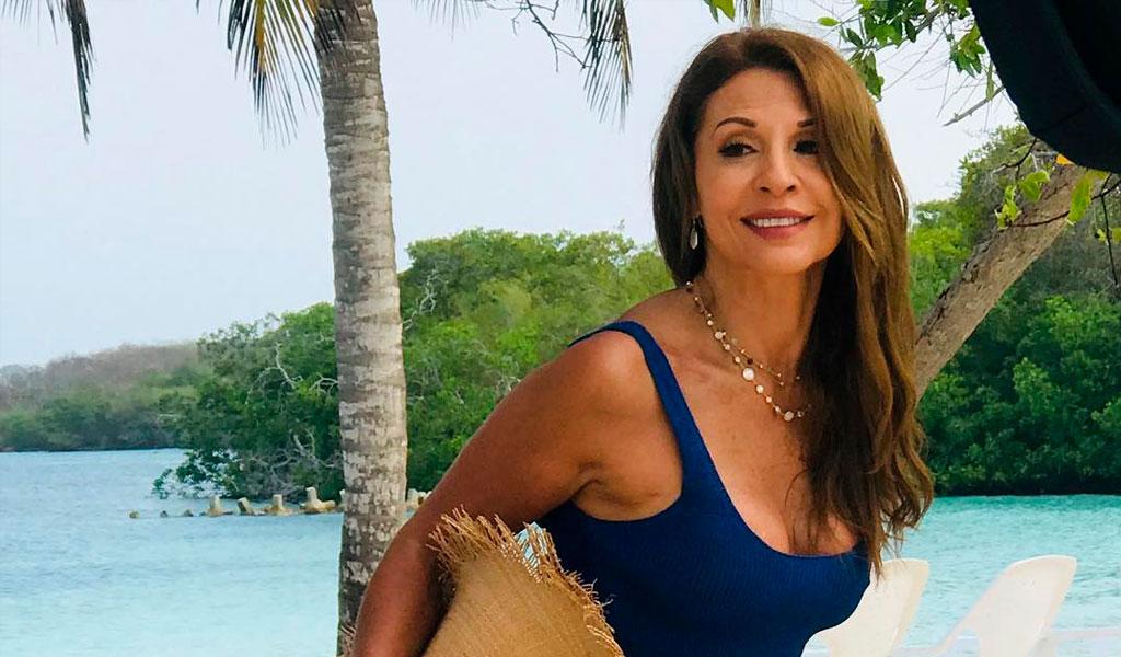 La molestia de Amparo Grisales con 'Yo me llamo'