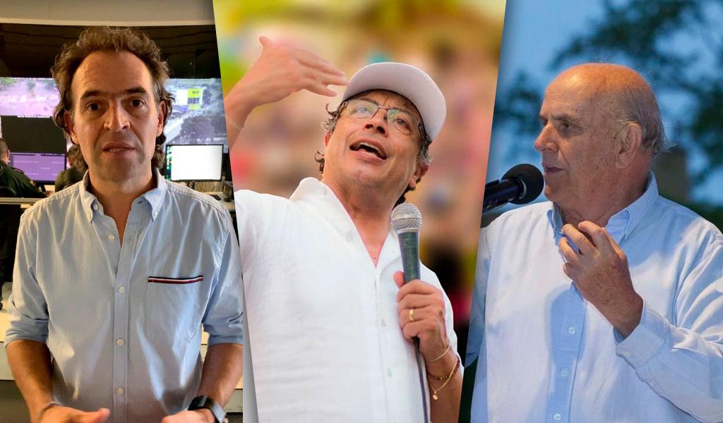 """Alcaldes señalan a Petro de """"incendiario"""""""