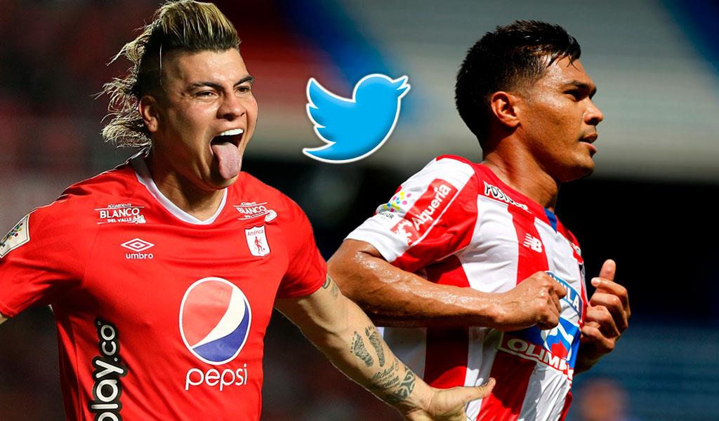 Final del fútbol colombiano, tema del día en redes