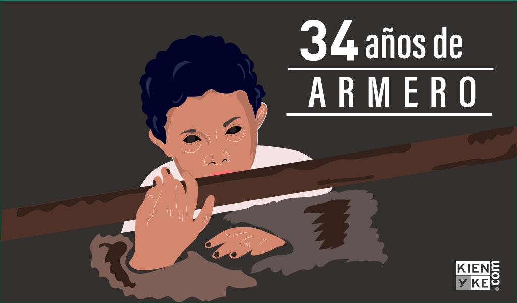 34 años de ARMERO