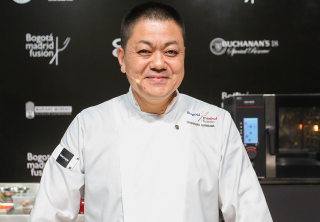 Yoshihiro Narisawa y el éxito de la cocina japonesa