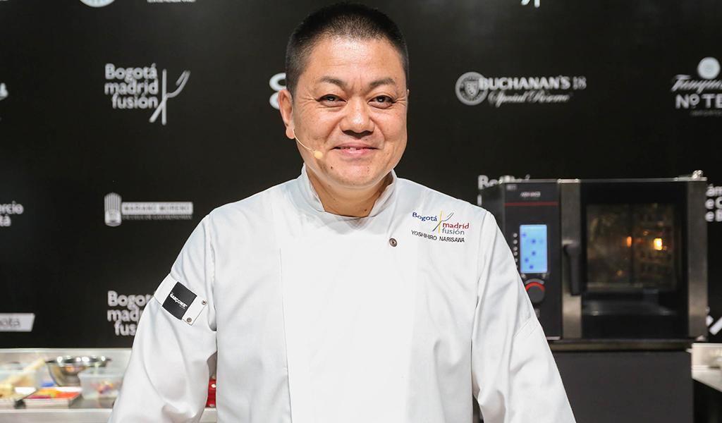 Yoshihiro Narisawa