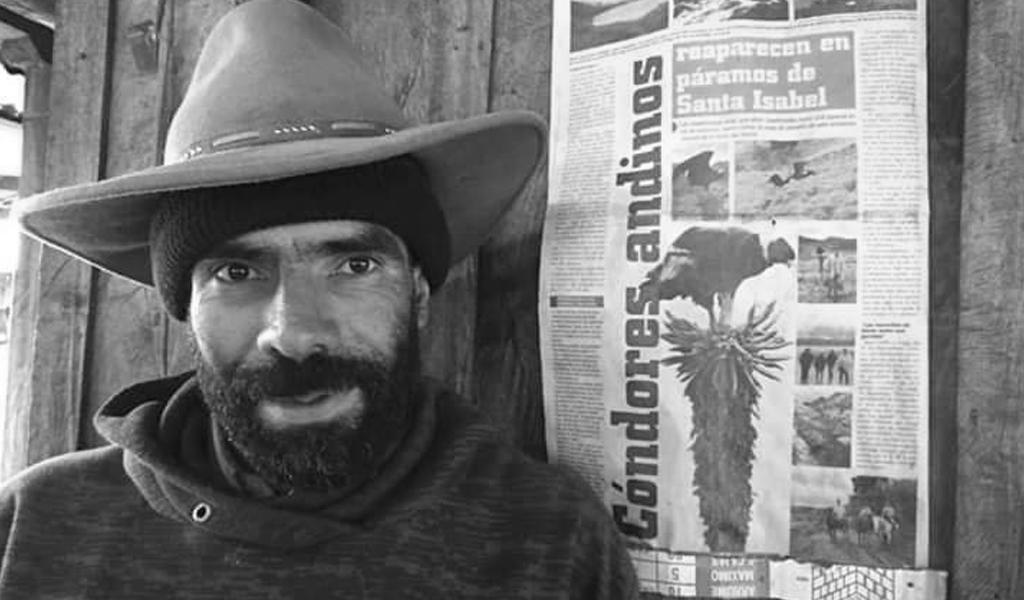Asesinan a líder ambientalista del páramo Santa Isabel