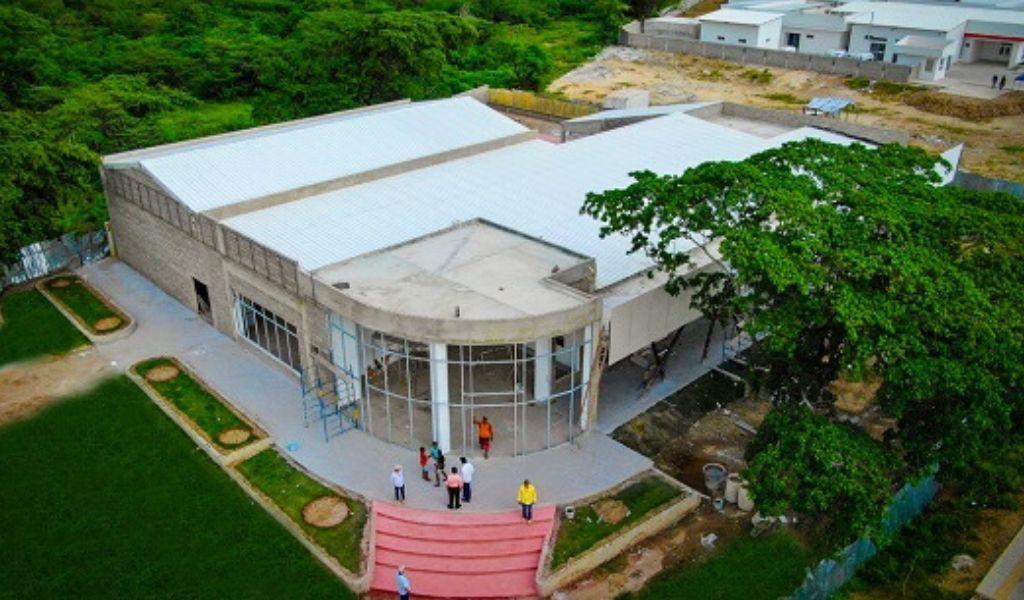 Pronto estará lista la casa de la cultura de Manatí, Atlántico