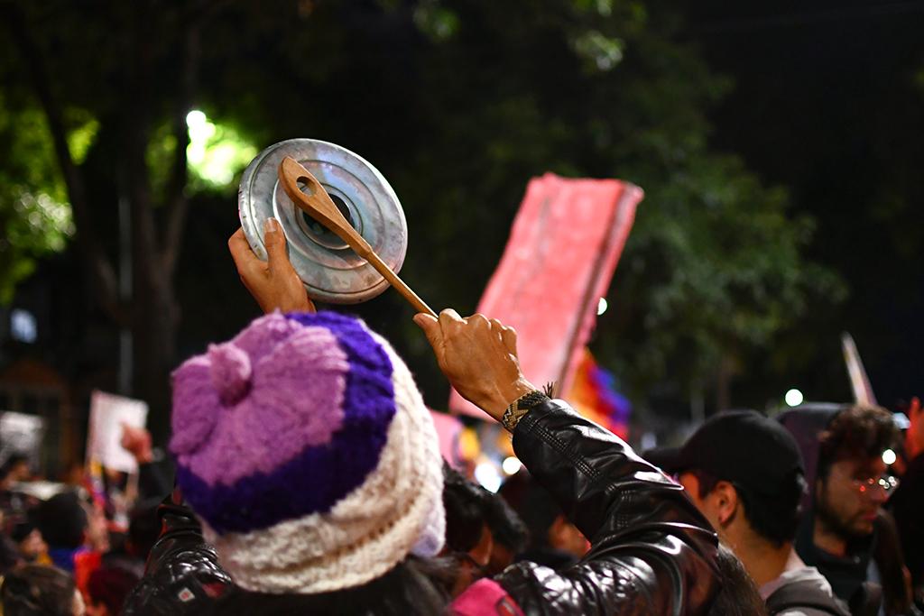 Colombia, protestas, paro nacional, cacerolazo