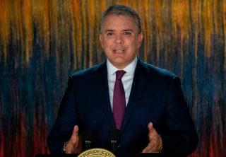 """Presidente Duque anuncia """"Conversación Nacional"""""""