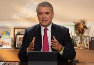 Duque respondió inquietudes a los colombianos