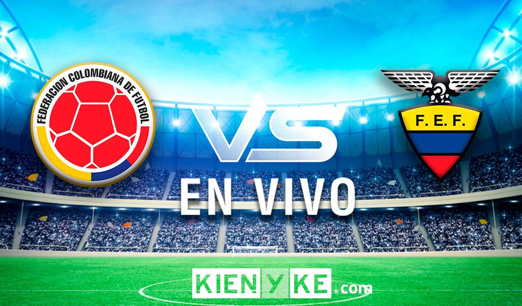 Nueva victoria de Colombia ante Ecuador