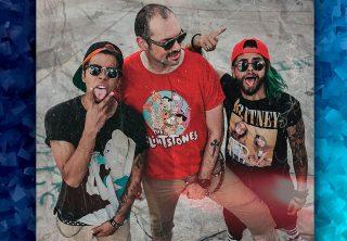 'Punk sin gluten' la apuesta de El Parche y Santiago Cruz