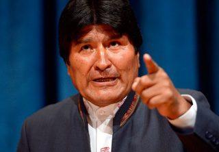 Hija de Evo Morales se va del país, autoriza el Gobierno