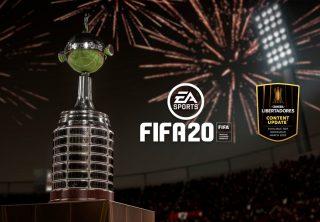 Así podrá disfrutar de la Copa Libertadores en FIFA 20