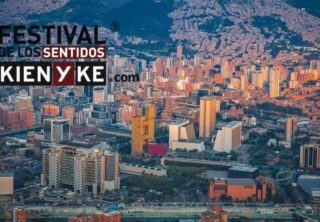 Este 13 de noviembre Medellín vivirá el Festival de los Sentidos