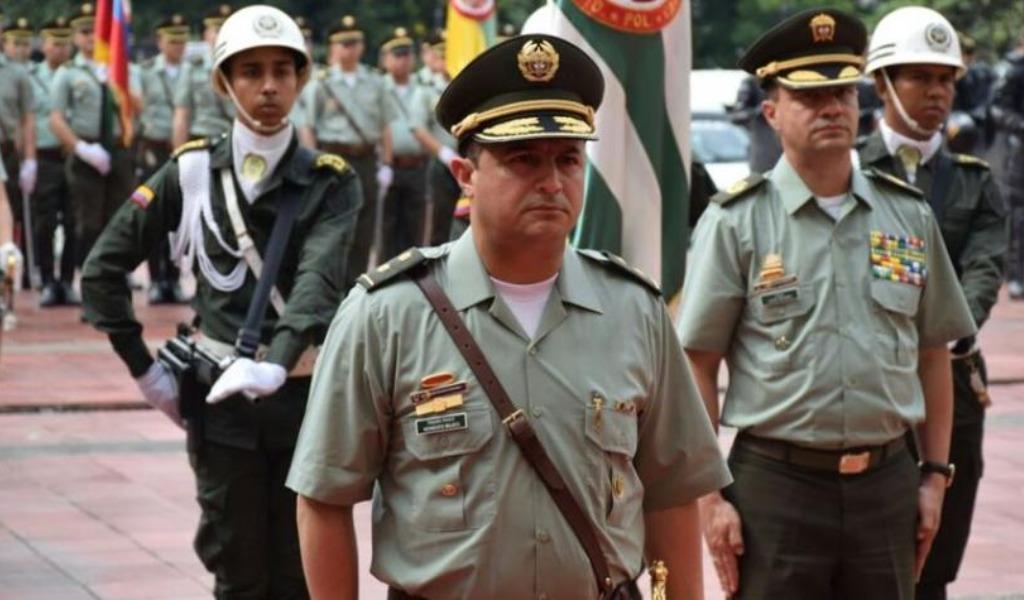 General Norberto Mujica, nuevo director del Inpec