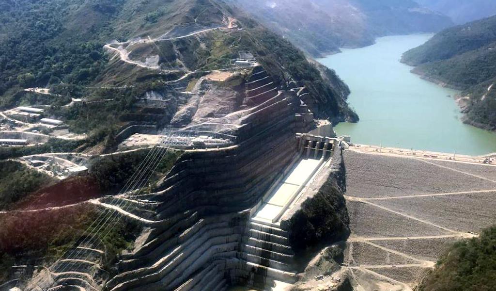 Vía sobre la presa de Hidroituango funcionará desde el viernes