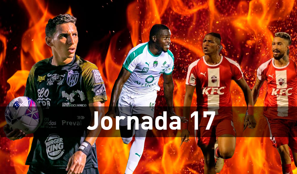 ¡La Liga Panameña de Fútbol está que arde!